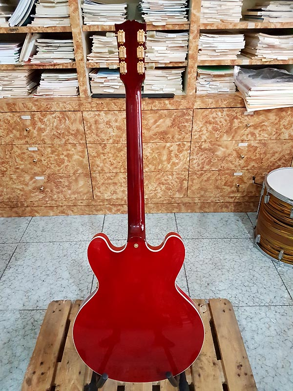 GIBSON ES 345 TDSV STEREO