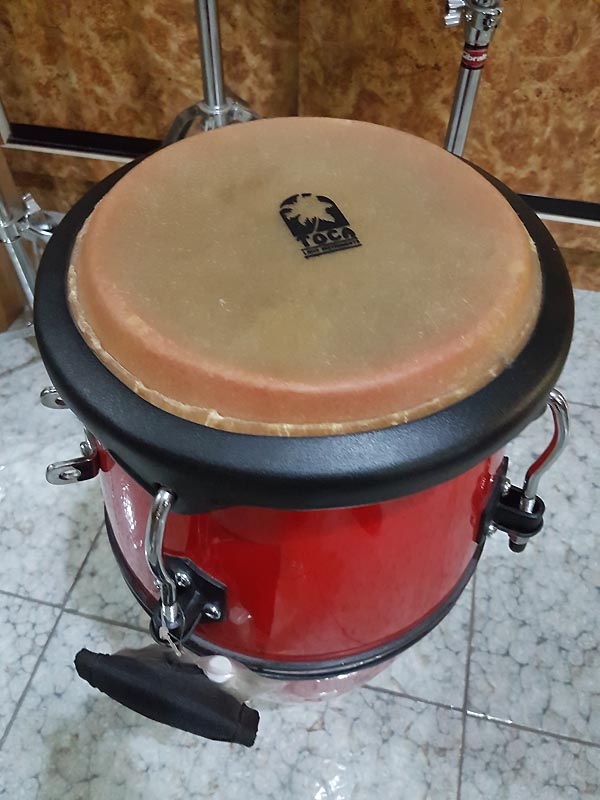 "TOCA MINI CONGAS 220m PLAYER'S SERIES 8"" - FUORITUTTO"