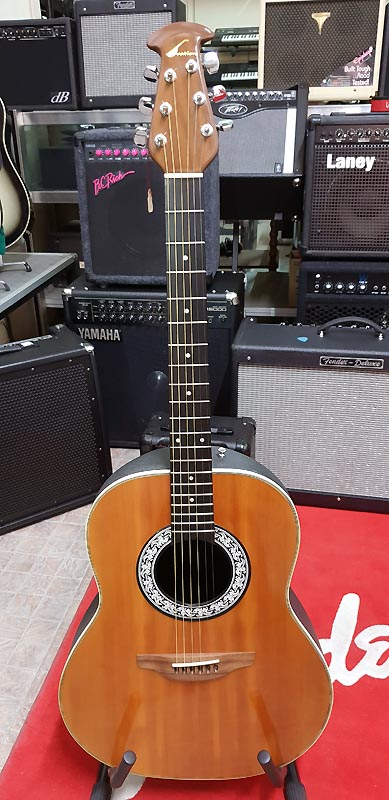 OVATION Balladeer 1139