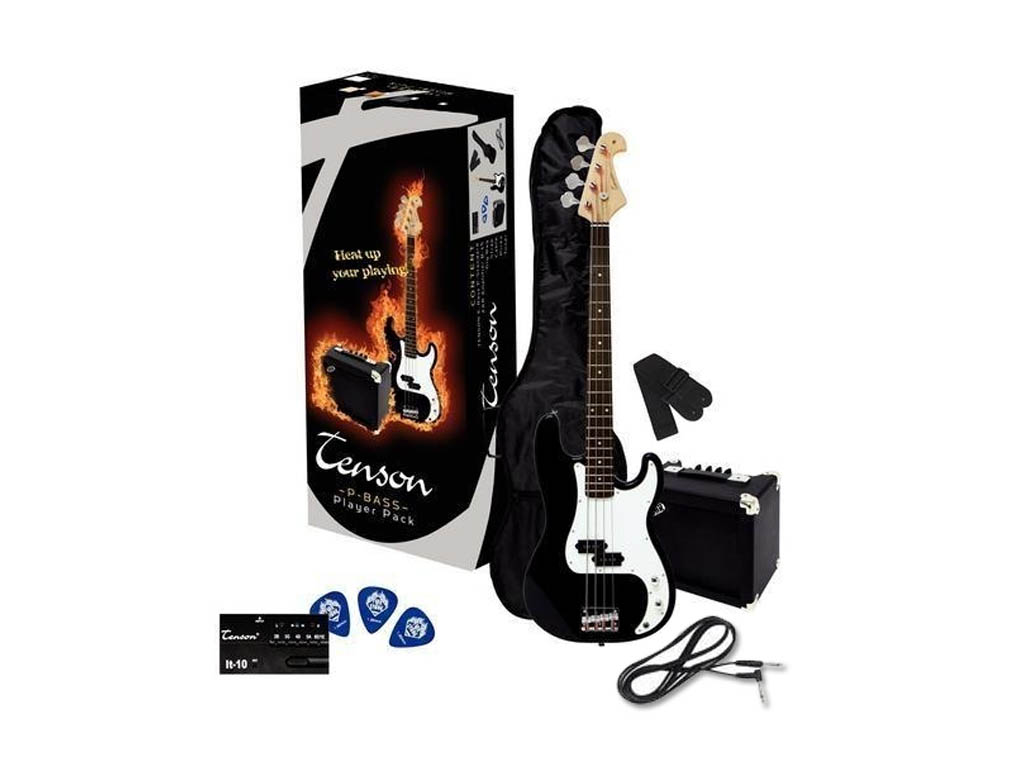VGS Electric Bass Start kit Black