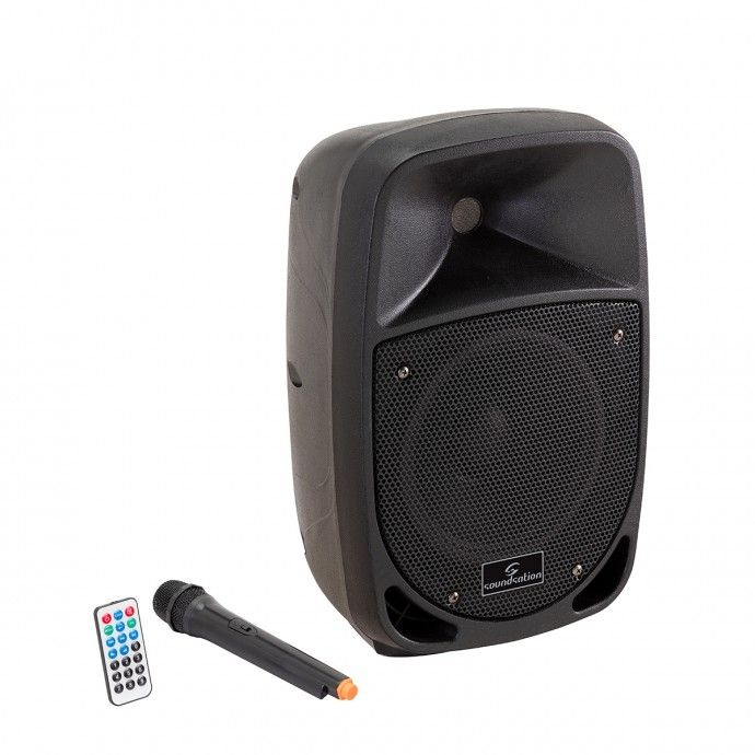 SOUNDSATION GO-SOUND 8AMW - Portatile a Batteria Bluetooth
