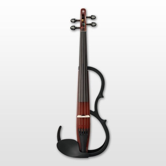 YAMAHA YSV104 Silent Violin Brown