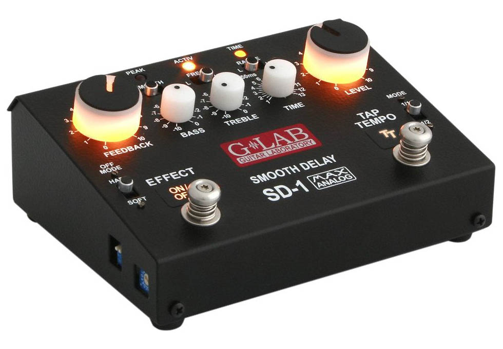 GLAB SMOOTH DELAY SD-1