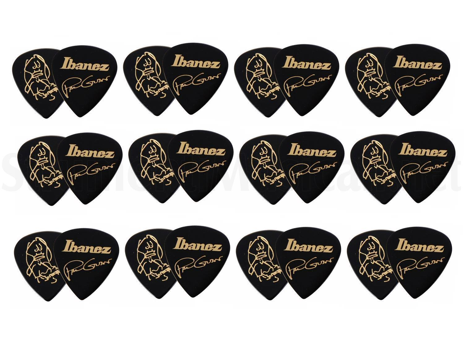 IBANEZ Paul Gilbert 50 Pack (50 PICKS)
