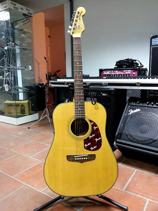 FENDER SAN MARINO made in Korea